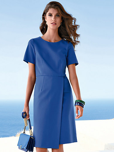 04a884c3ac267 St. Emile - La robe - bleu roi