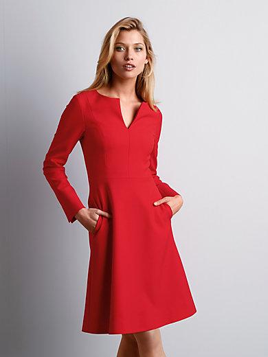 St. Emile - La robe fluide légèrement évasée, manches longues