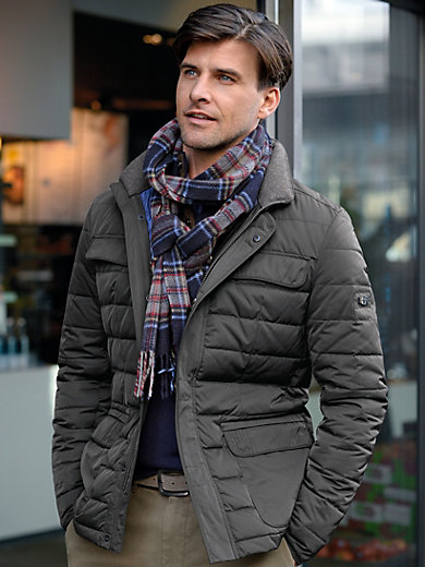 Steinbock - Quilted down jacket
