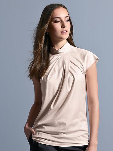Strenesse - Shirt mit Stehkragen