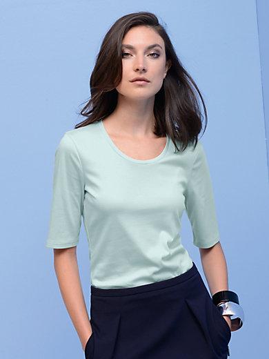 Strenesse -  T-shirt encolure dégagé