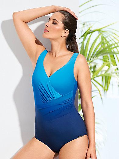 De Badpak.Sunflair Badpak Blauw Turquoise