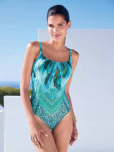 Swimsuit Xtra Life Sunflair turquoise Sunflair Cheap Sale Footlocker Finishline ASjH7As