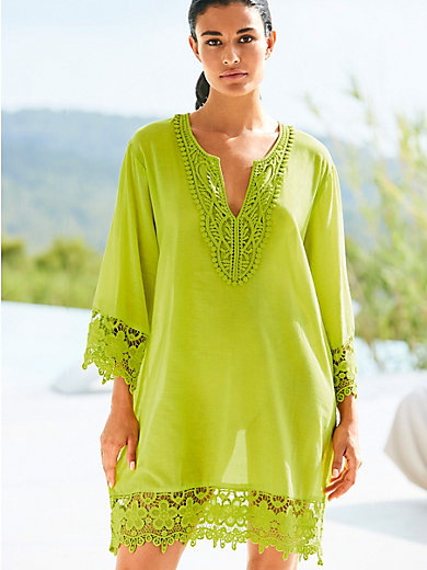 Sunflair - Tunic with flared sleeves