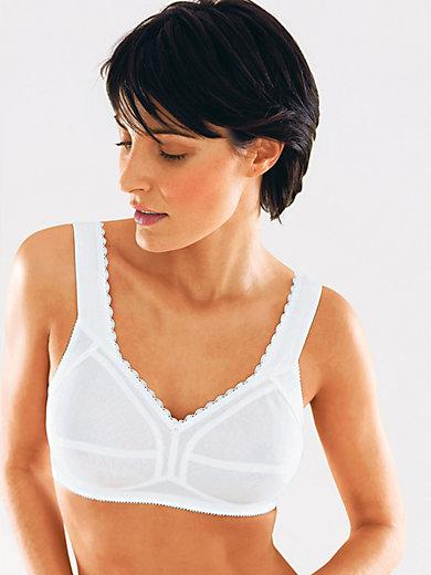 Susa - BH ohne Bügel mit zarter Verzierung