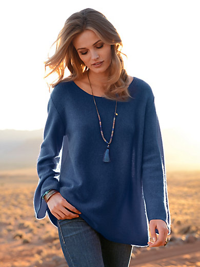 the lovely brand - Le pull en pur cachemire