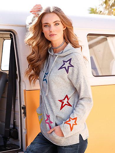the lovely brand - Pullover aus 100% Kaschmir