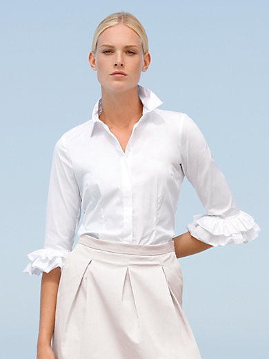 (THE MERCER) N.Y. - Bluse mit 3/4-Arm