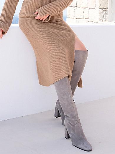 (THE MERCER) N.Y. - Stickad kjol