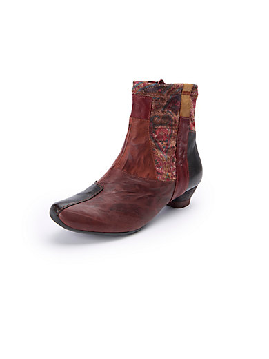 Think! Karena ankle boots in a patchwork look The Cheapest For Sale Discount For Nice Cheap Sale Visit Exclusive For Sale VGH2nSCM