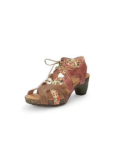 Think! - Plateau-Sandale Traudi aus 100% Leder