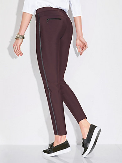 Toni - Ankle-length pull-on trousers design Jenny Aktive