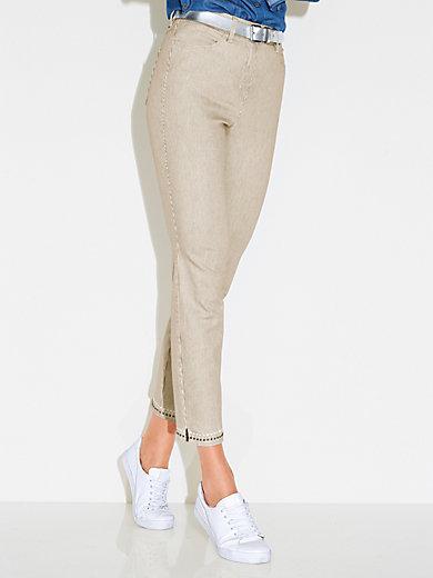 Toni - Le pantalon longueur chevilles
