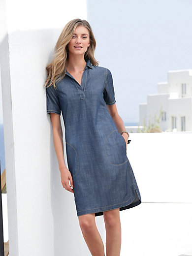 twenty six peers - Dress in denim- look