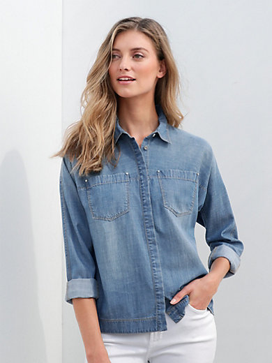 twenty six peers - Shirt in denim look