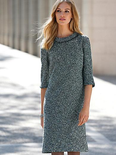 Knitted dress in an A line cut Uta Raasch multicoloured Uta Raasch HQb89bAZP