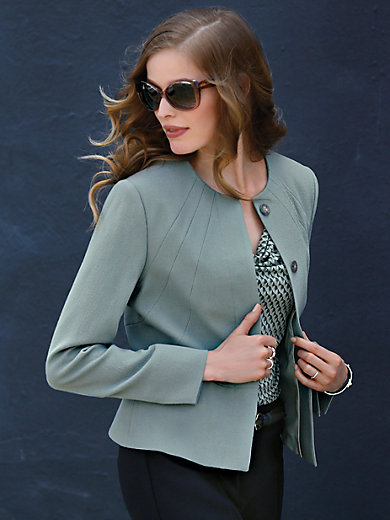Uta Raasch - Blazer couture-inspireret stil