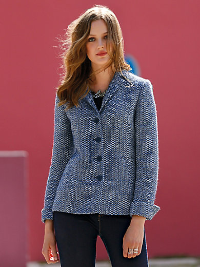 Uta Raasch - Blazer in Bouclé-Optik