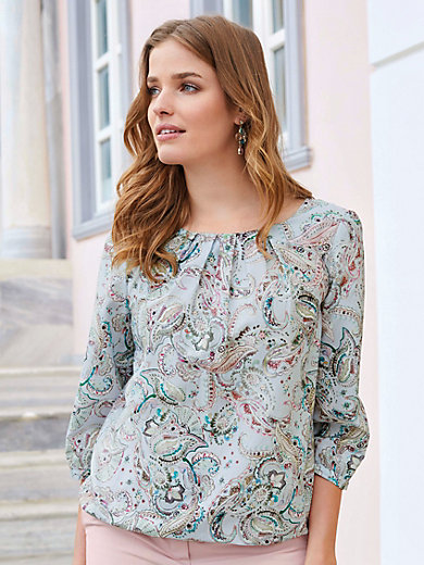 Uta Raasch - Blouse with 3/4-length sleeves