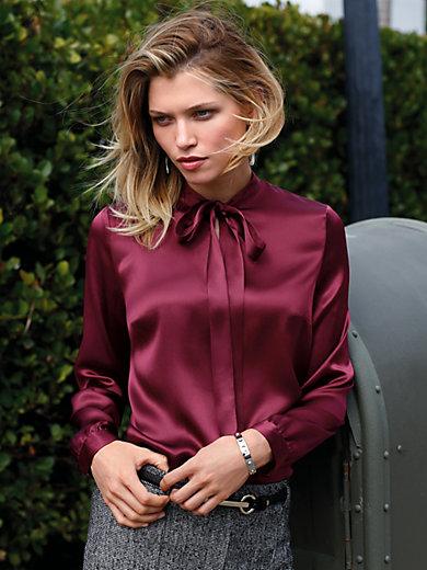Uta Raasch - Bluse i ren silke