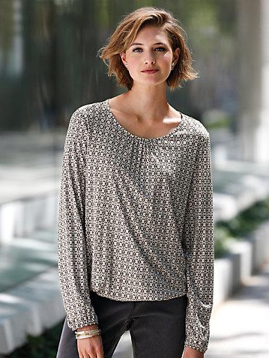 Uta Raasch - Blusen-Shirt mit Rundhals-Ausschnitt