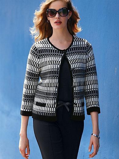 Uta Raasch - Cardigan af 100% ren ny uld