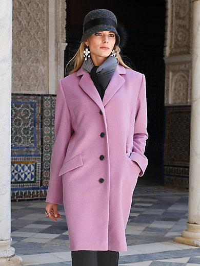 Uta Raasch - Coat in a comfortable cut