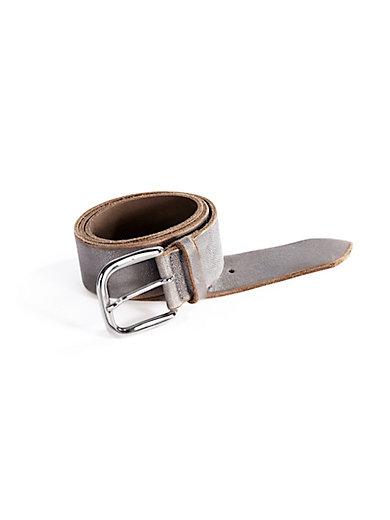 Uta Raasch - Gürtel aus hochwertigem Rindsnappaleder