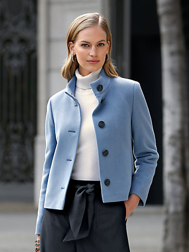 Uta Raasch - Jacket with a raised collar
