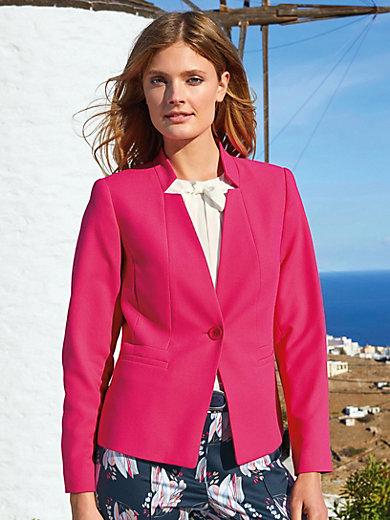 Uta Raasch - Jersey blazer with a raised collar
