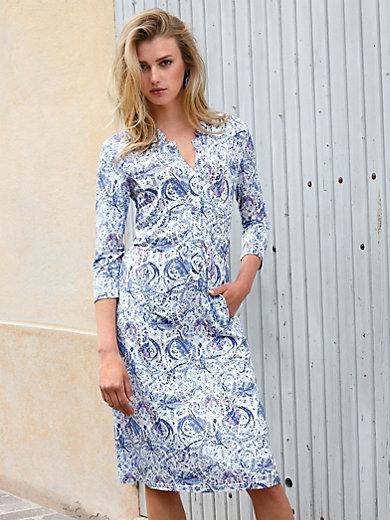 Jersey dress 3/4-length sleeves Uta Raasch multicoloured Uta Raasch TSdwP5z