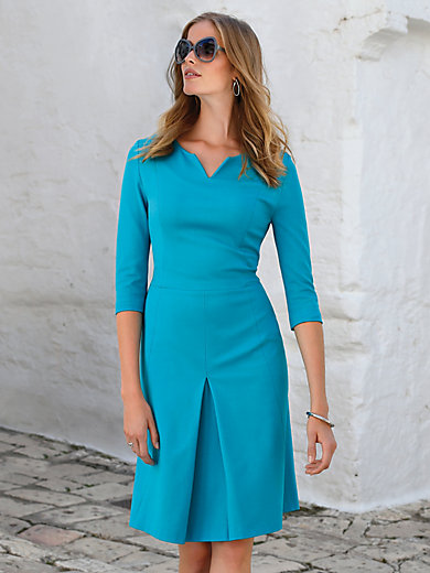 Uta Raasch - La robe fourreau en jersey à manches 3/4