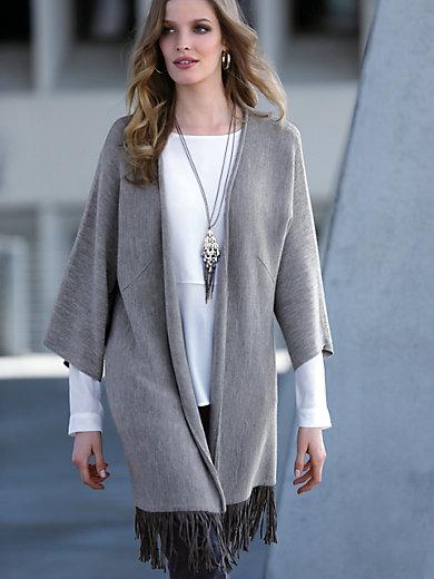 Uta Raasch - La veste en pure laine vierge