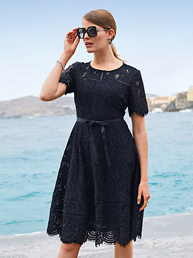 Uta Raasch - Lace dress with 1/2-length sleeves