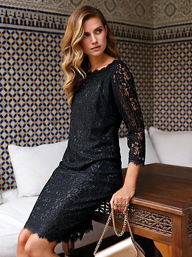 Dress 3/4-length sleeves Uta Raasch black Uta Raasch 1qp6KL