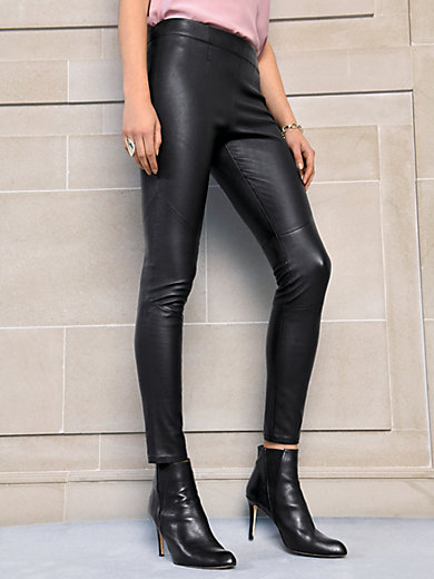 Uta Raasch - Le leggings en cuir nappa
