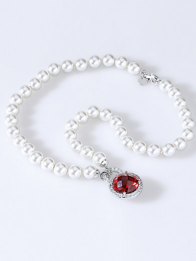 Uta Raasch - Necklace made from glass beads