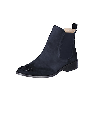 Uta Raasch - Oiled suede ankle boots