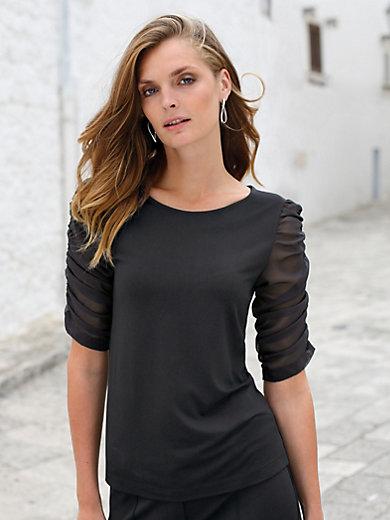 Uta Raasch - Rundhals-Shirt mit längerem 1/2-Arm