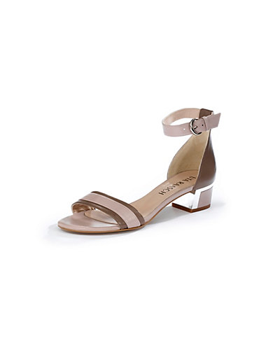 Uta Raasch - Sandals made from the finest kidskin nappa