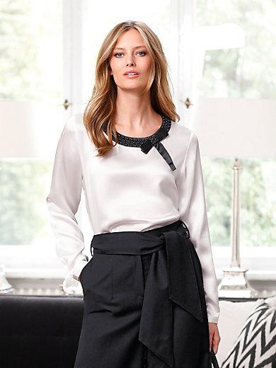 Uta Raasch - Schlupf-Bluse aus 100% Seide