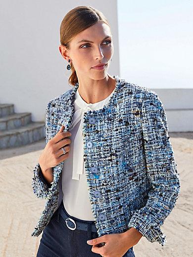 Uta Raasch - Short blazer with a round neckline