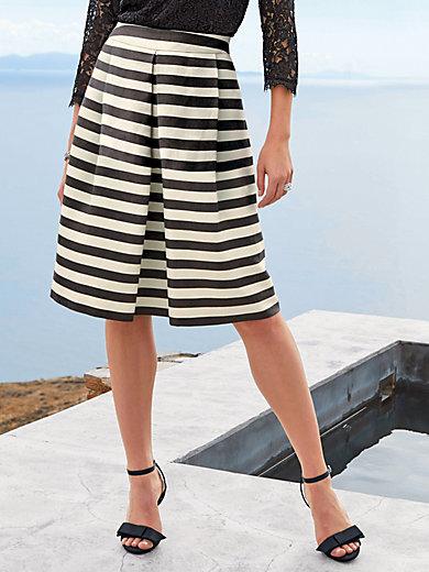 Uta Raasch - Skirt made from silk with linen
