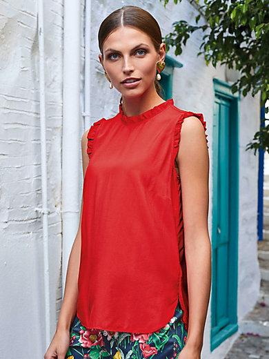 Uta Raasch - Sleeveless blouse to slip on