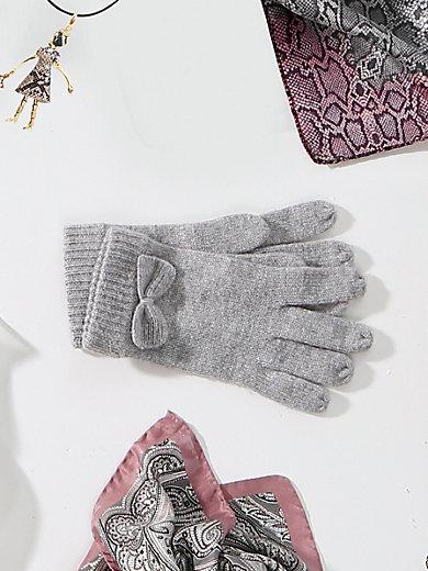 Uta Raasch - Strickhandschuh aus 100% Kaschmir