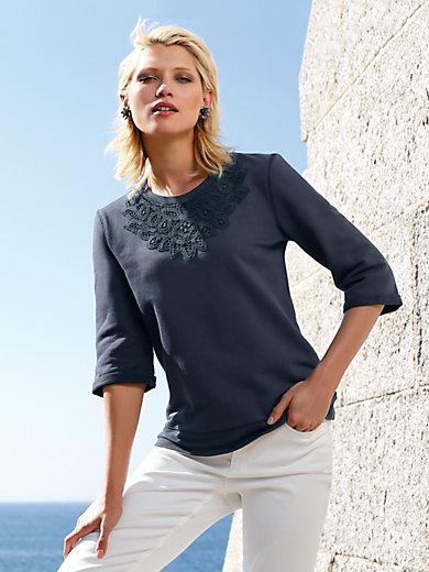 Uta Raasch - Sweatshirt with 3/4-length sleeves