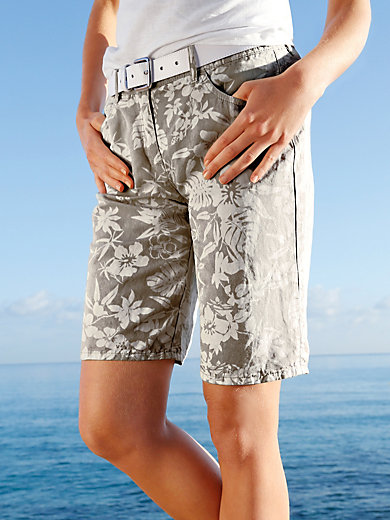 Vanilia - Bermuda im 5-Pocket-Style