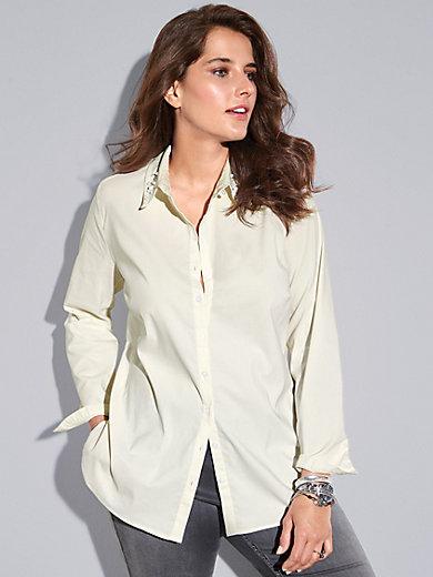 Via Appia Due - Shirt-style blouse