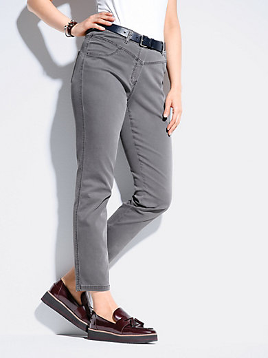 Trousers Via Appia Due grey Via Appia Due 1m7Oc