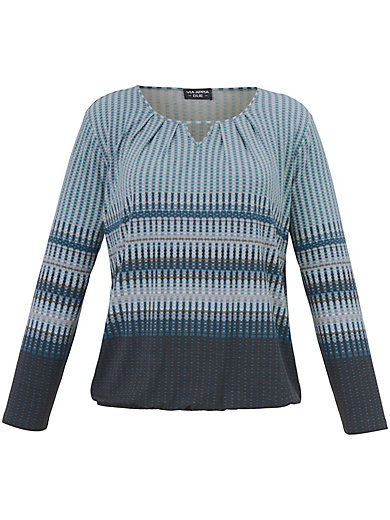 Via Appia Due - Top with a graphic print